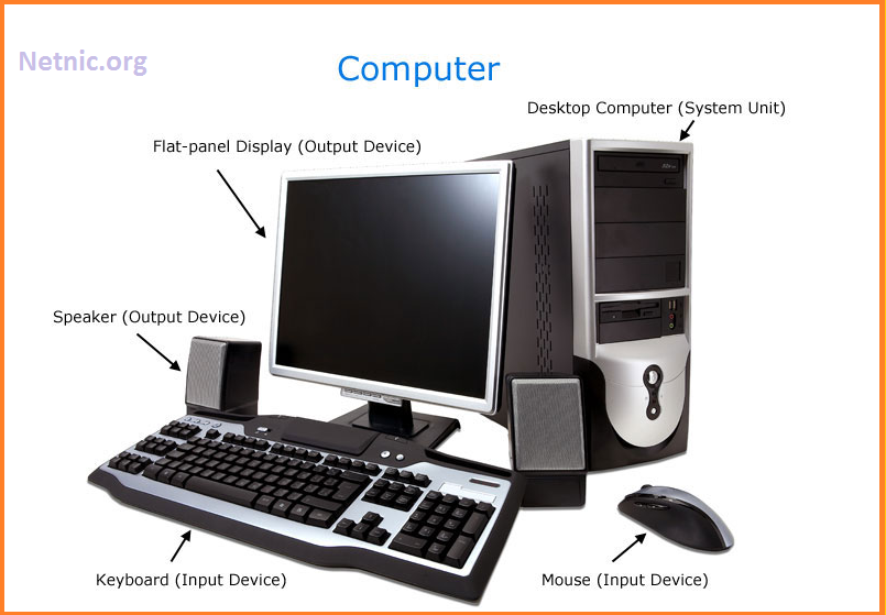 What Is Computer Computer And Internet