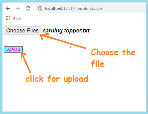 file upload control in asp.net c#