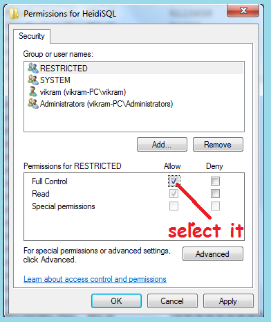 how to delete registry of software